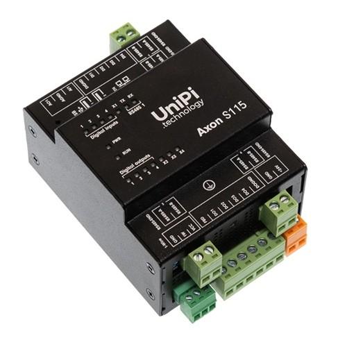 UniPi Axon S115 Controllore PLC per applicazioni di domotica ed industriali