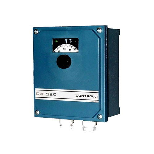 CX528 CONTROLLI P+I+D Temperature controller