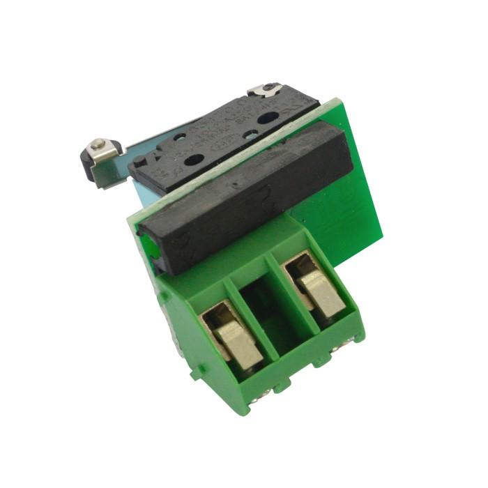 CONTROLLI D41 Microcontatto ausiliario per attuatori MVA21, MVA23, MVA41, MVA43