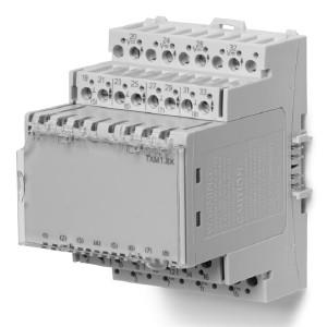 SIEMENS TXM1.8X Super modulo di espansione per controllori della famiglia Desigo Px,  8 Ingressi/Uscite universali.