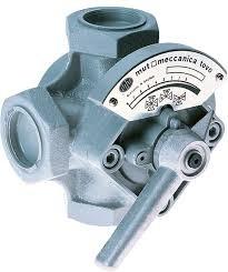 "MUT VM3 65 DN 2 1/2"" Valvola a rotore"