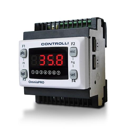 CONTROLLI OMNIAPRO WPRO-561 Controllore compatto liberamente programmabile