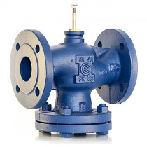 2FGB100L CONTROLLI Perfectly sealed 2-way flanged globe valve