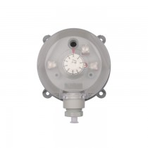 PEK 300 PRODUAL - Pressostato differenziale per aria