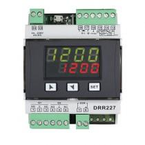 DDR227-12ABC-T PIXSYS CONTROLLORE PID PER GUIDA DIN