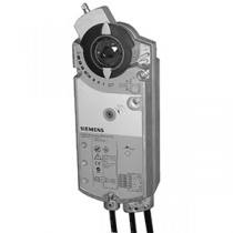 GCA163.1E SIEMENS Attuatore rotativo per serranda con ritorno a molla