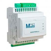 MT-NET-ES2 CONTROLLI- Espansione di I/O per controllore programmabile MT-NET-BD1