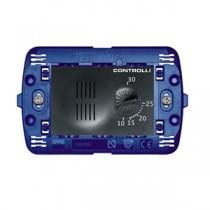 S211A CONTROLLI Sensore di temperatura per ambienti PTC 1KOhm con scala graduata