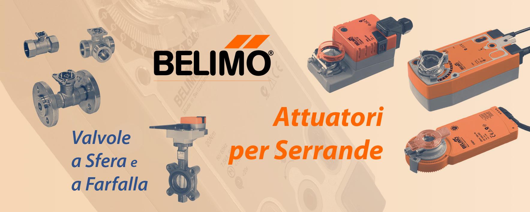 BELIMO - Clicca per acquistare prodotti BELIMO
